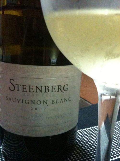 Steeberg Sauvignon Blanc 2007