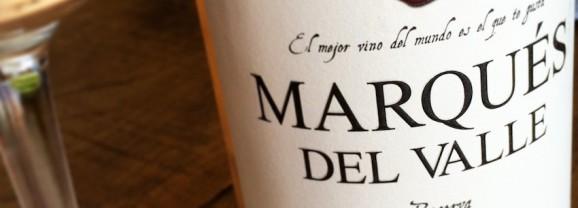 Marqués de Vale Carmenère Rosé